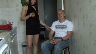 Couple candauliste pour un porn amateur de sodo !