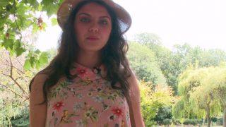 Vidéo amatrice française d'une indécente de 23ans